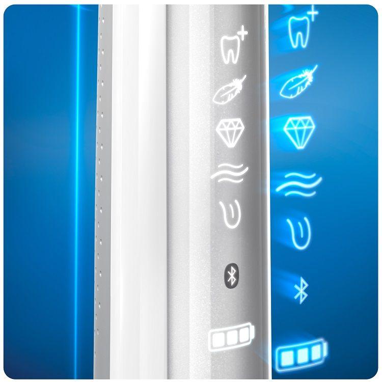Oral-B Genius PRO 9000 indikátor SmartRing