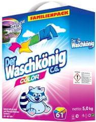 Waschkonig Proszek do prania COLOR 5 kg