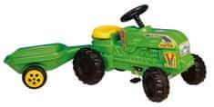 Dohany 100 Traktor Turbo s vlečkou