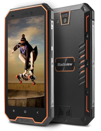 iGET Blackview GBV4000 Orange