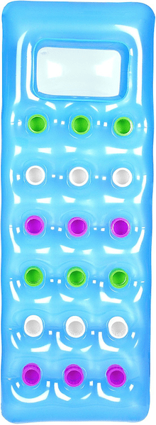 Bestway Nafukovací matrace s průzorem modrá