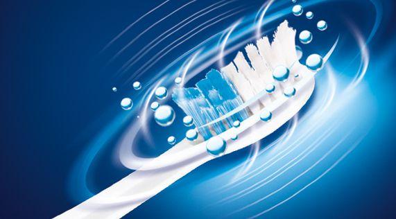 Sencor SOC 3312WH účinné odstranění plaku