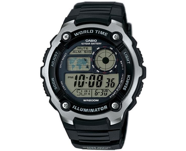 Casio Collection AE 2100W-1A