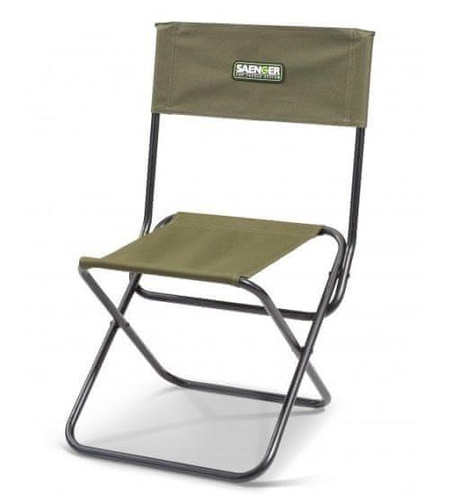 Saenger Židle Faltstuhl mit Rückenlehne