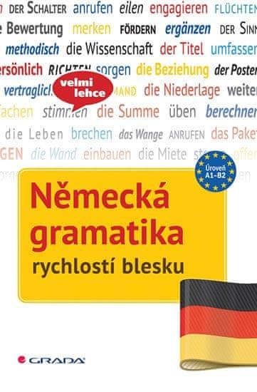 Fleer Sarah: Německá gramatika rychlostí blesku