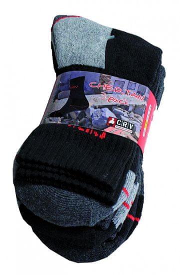 CRV Ponožky Chertan (3 páry)