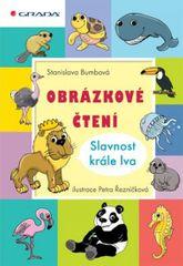 Bumbová Stanislava: Obrázkové čtení - Slavnost krále lva