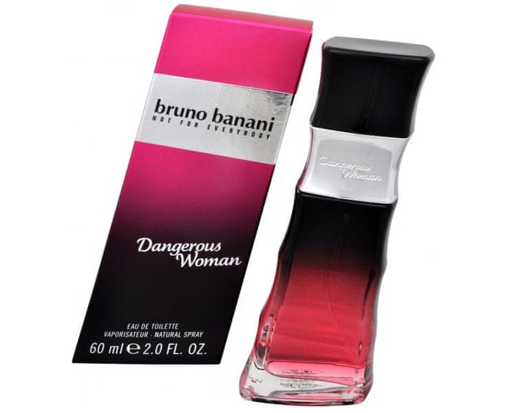 Bruno Banani Dangerous Woman - EDT 20 ml