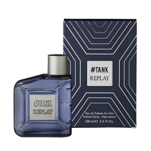 Replay Tank For Him - EDT 50 ml