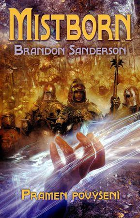 Sanderson Brandon: Mistborn 2 - Pramen povýšení