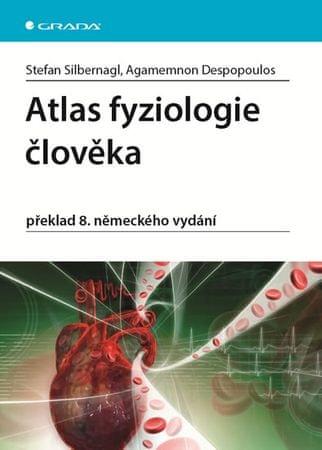 Silbernagl Stefan, Despopoulos Agamemno.: Atlas fyziologie člověka