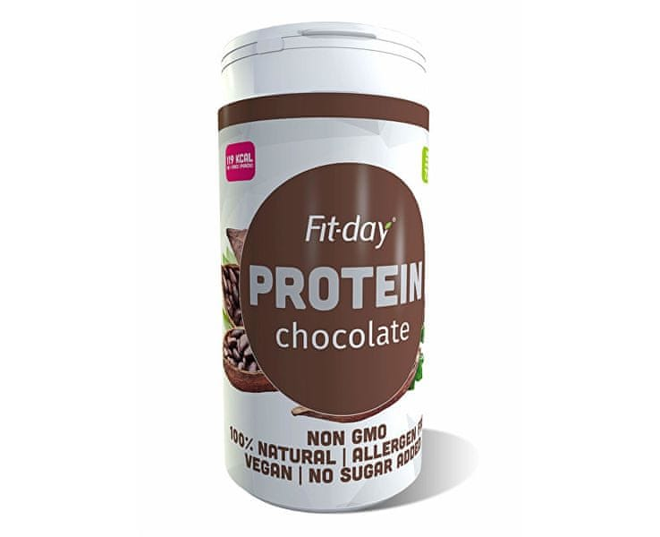Fit-day Plant based protein Chocolate 600 g