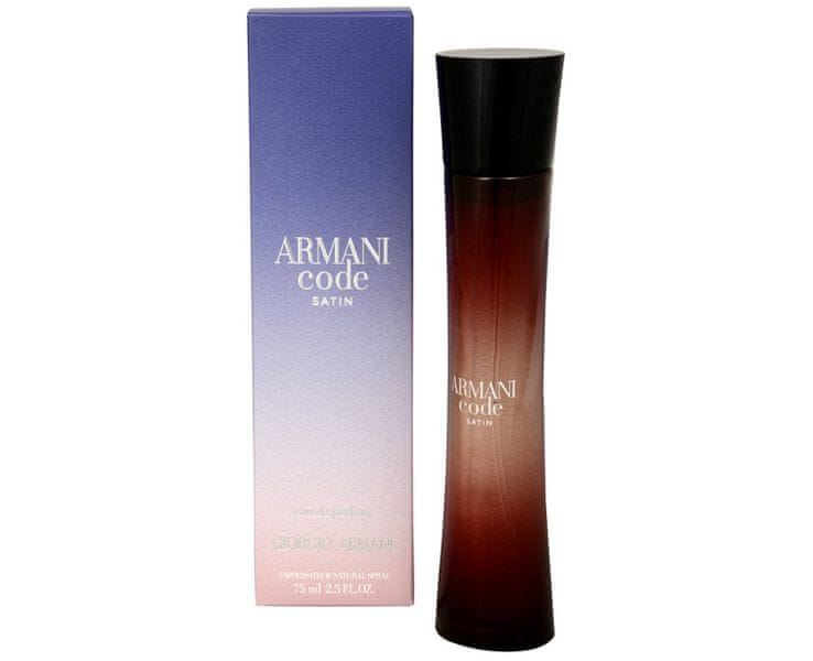 Giorgio Armani Code Satin - EDP 75 ml