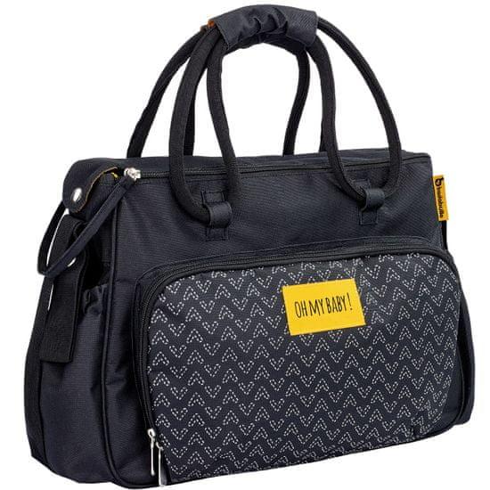 Badabulle Přebalovací taška BOHO