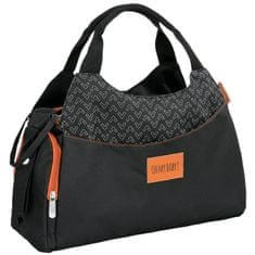 Badabulle torba do przewijania MULTIPOCKET Black