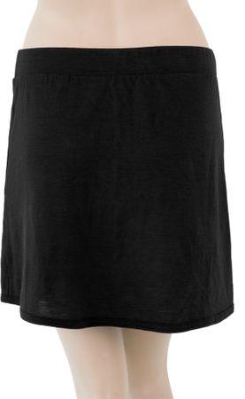 7be7c4ba57f Sensor Merino Wool Active dámská sukně černá L