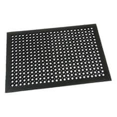 FLOMAT Olejivzdorná protiskluzová protiúnavová průmyslová rohož Workmate - 90 x 60 x 1,4 cm