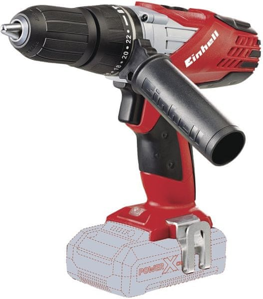Einhell Expert Plus TE-CD 18-2 Li -i 4513802