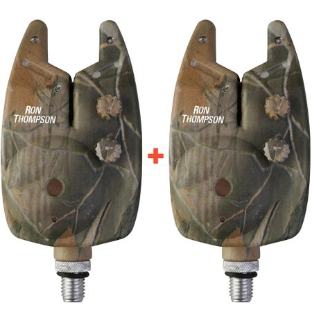 Ron Thompson Signalizátor Blaster Camo VT Single Alarm + Druhý Zdarma