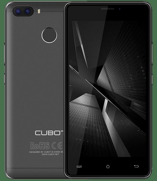 Cubot H3, 3GB/32GB, CZ LTE, černý