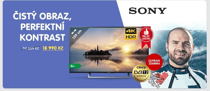 Televize Sony XE7096