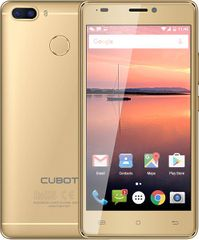Cubot H3, 3GB/32GB, arany