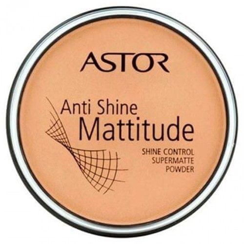 Astor Matující pudr Anti Shine Mattitude (Shine Control Supermatte Powder) 14 g (Odstín 004 Sand)