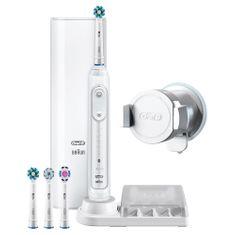 Oral-B električna četkica za zube Genius PRO 9000 White