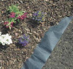 Windhager koprena proti plevelu GrowStop, 5 x 1,6m, črna