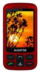 Aligator VS900 Senior, červený
