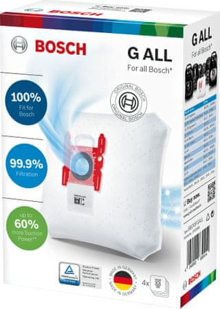 Bosch set filter vrečk BBZ41FGALL