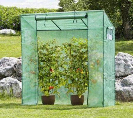 Windhager rastlinjak za paradižnik, 200 x 195 x 60 cm - odprta embalaža