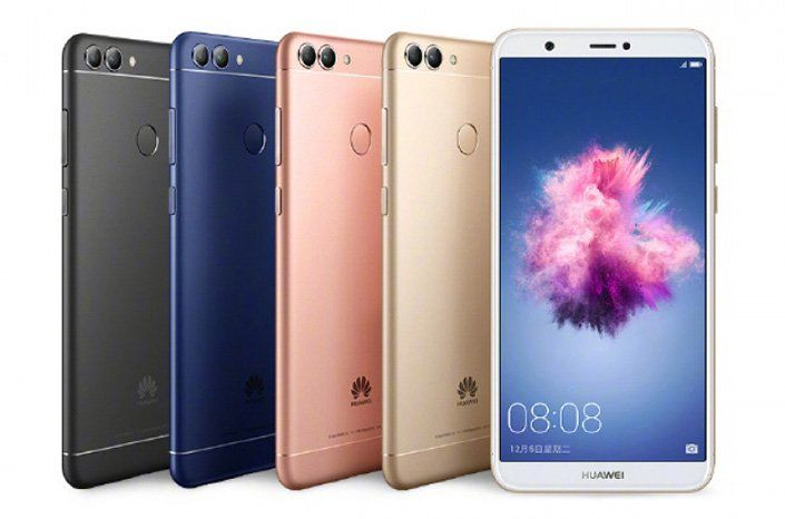 Huawei P smart - FullView displej a Duálny fotoaparát cf9dd6e46cd