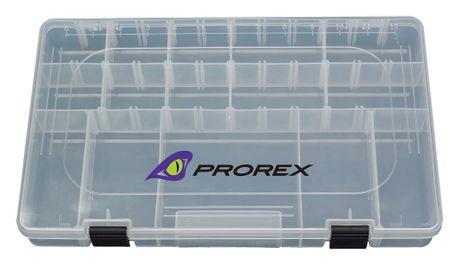 Daiwa Krabička Prorex Tackle Box 36x22,5x5,5 cm