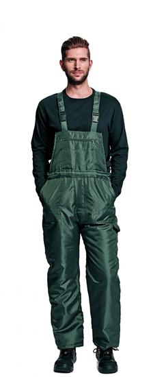 Cerva Zimné pracovné nohavice Titan pánske