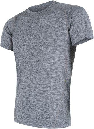 Sensor moška majica Motion, M, siva