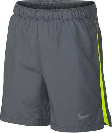 Nike kratke hlače B NK Dry Short 6In Challgr, Cool Grey Volt, S