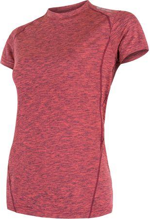 Sensor Motion dámské triko kr.rukáv růžová S