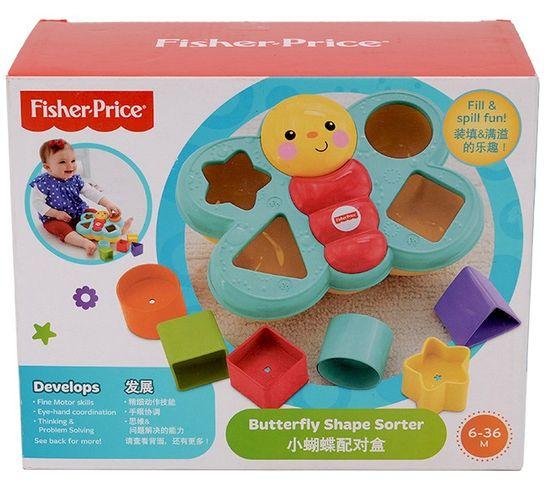 Fisher-Price Metuljček z liki
