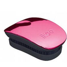 Ikoo Kartáč na vlasy Pocket Cherry Metallic