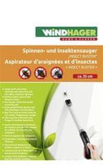 Windhager sesalec za pajke in insekte