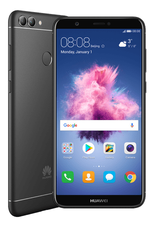 Huawei GSM telefon P Smart, črn