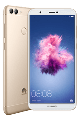 Huawei P smart - FullView kijelző és Dupla kamera, arany