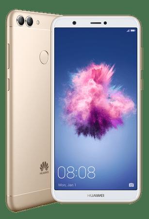 Huawei GSM telefon P Smart, zlat