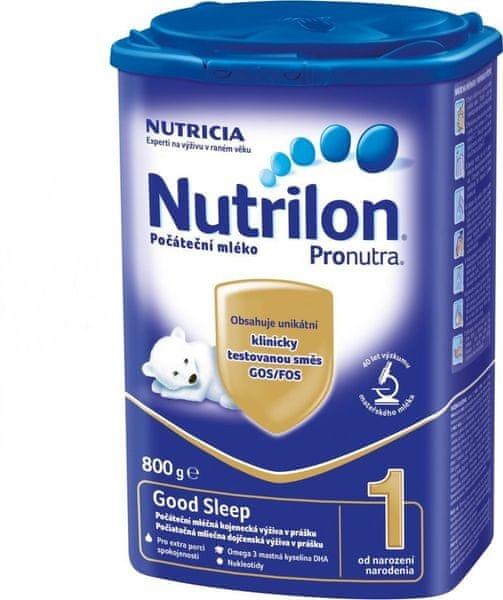 Nutrilon 1 Pronutra Good Sleep 800 g