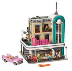 LEGO Creator 10260 Reštaurácia v centre mesta