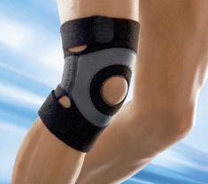 Futuro Sport bandaža za koleno, črna