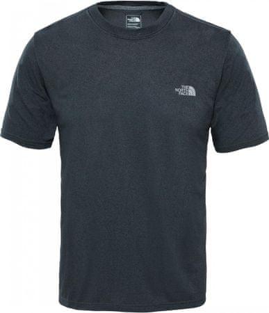 The North Face koszulka męska M Reaxion Amp Crew - Eu Tnf Dark Grey Heather M