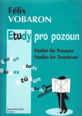 KN Etudy pro pozoun Škola hry na trombón