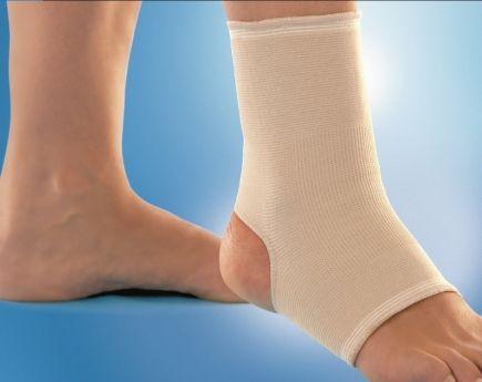 Futuro elastična bandaža za gleženj, bež, S